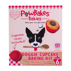 PawBakes Back-Set Geschenkpacket