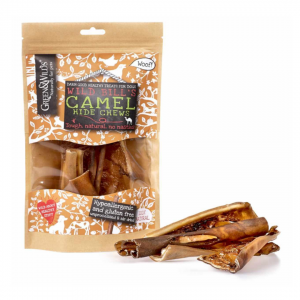 Green & Wilds Camel Hide Chews