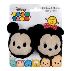 Disney Tsum Tsum Mickey & Minnie Balls
